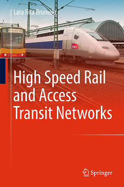 Brunello, Lara Rita - High Speed Rail and Access Transit Networks, e-bok