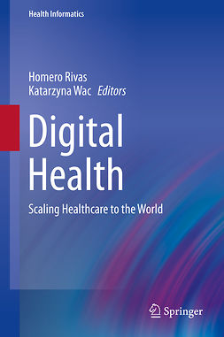 Rivas, Homero - Digital Health, e-bok