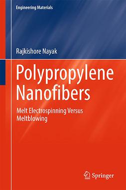 Nayak, Rajkishore - Polypropylene Nanofibers, ebook