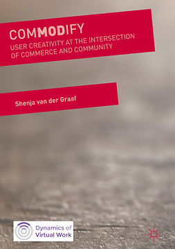 Graaf, Shenja van der - ComMODify, ebook