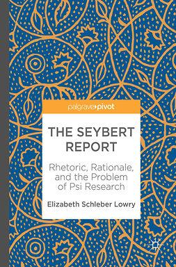 Lowry, Elizabeth Schleber - The Seybert Report, ebook