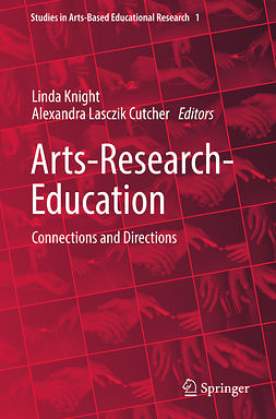 Cutcher, Alexandra Lasczik - Arts-Research-Education, e-bok