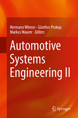 Maurer, Markus - Automotive Systems Engineering II, ebook