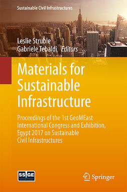 Struble, Leslie - Materials for Sustainable Infrastructure, ebook