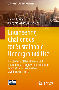 Agaiby, Sherif - Engineering Challenges for Sustainable Underground Use, ebook