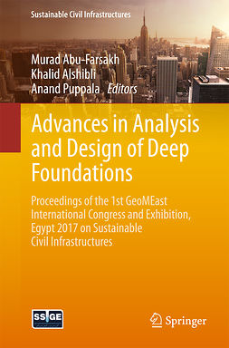 Abu-Farsakh, Murad - Advances in Analysis and Design of Deep Foundations, ebook