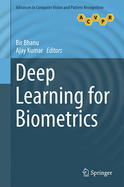 Bhanu, Bir - Deep Learning for Biometrics, e-bok