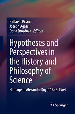 Agassi, Joseph - Hypotheses and Perspectives in the History and Philosophy of Science, e-bok