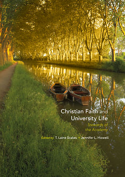 Howell, Jennifer L. - Christian Faith and University Life, ebook
