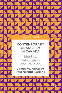 McAuley, James W. - Contemporary Orangeism in Canada, ebook