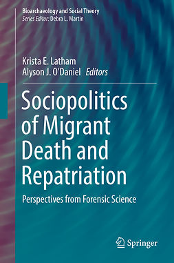 Latham, Krista E. - Sociopolitics of Migrant Death and Repatriation, ebook