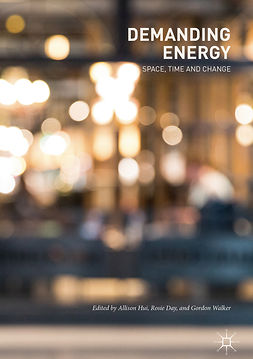 Day, Rosie - Demanding Energy, ebook