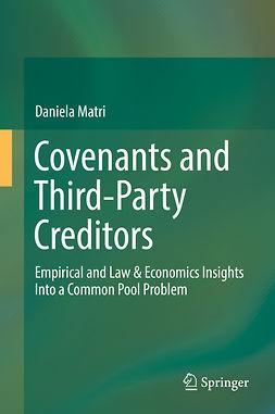 Matri, Daniela - Covenants and Third-Party Creditors, ebook