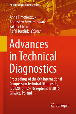 Burdzik, Rafał - Advances in Technical Diagnostics, ebook