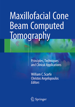 Angelopoulos, Christos - Maxillofacial Cone Beam Computed Tomography, e-bok