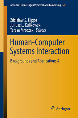 Hippe, Zdzisław S. - Human-Computer Systems Interaction, ebook