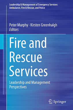 Greenhalgh, Kirsten - Fire and Rescue Services, e-bok