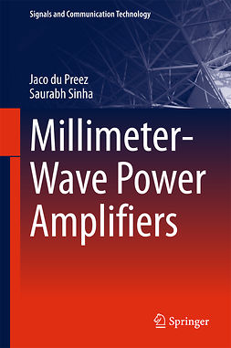 Preez, Jaco du - Millimeter-Wave Power Amplifiers, e-bok