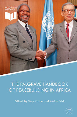 Karbo, Tony - The Palgrave Handbook of Peacebuilding in Africa, ebook