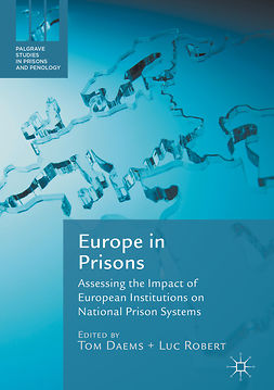 Daems, Tom - Europe in Prisons, e-kirja