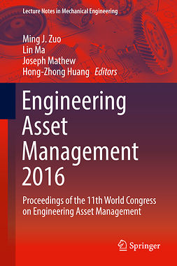 Huang, Hong-Zhong - Engineering Asset Management 2016, ebook