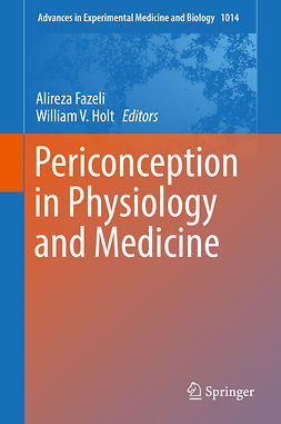 Fazeli, Alireza - Periconception in Physiology and Medicine, ebook