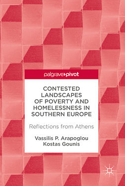 Arapoglou, Vassilis P. - Contested Landscapes of Poverty and Homelessness In Southern Europe, ebook