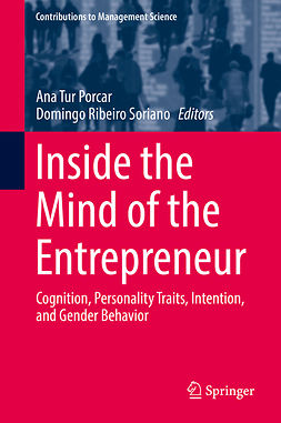 Porcar, Ana Tur - Inside the Mind of the Entrepreneur, e-bok