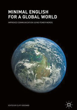 Goddard, Cliff - Minimal English for a Global World, ebook