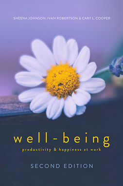 Cooper, Cary L. - WELL-BEING, e-kirja