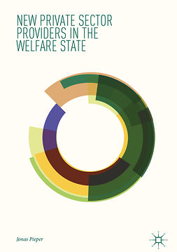 Pieper, Jonas - New Private Sector Providers in the Welfare State, ebook