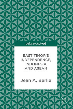 Berlie, Jean A. - East Timor's Independence, Indonesia and ASEAN, ebook