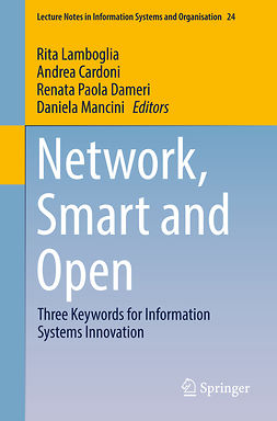 Cardoni, Andrea - Network, Smart and Open, ebook