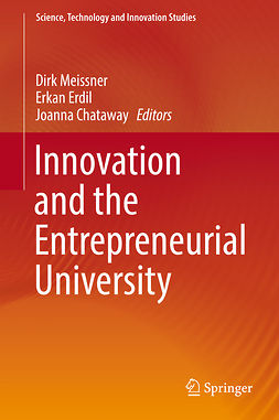 Chataway, Joanna - Innovation and the Entrepreneurial University, ebook