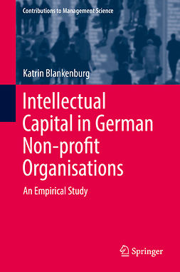 Blankenburg, Katrin - Intellectual Capital in German Non-profit Organisations, ebook