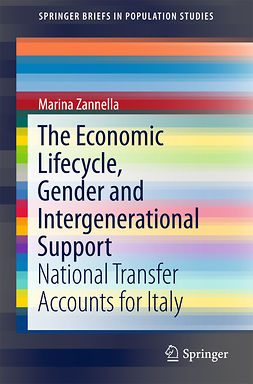 Zannella, Marina - The Economic Lifecycle, Gender and Intergenerational Support, e-bok