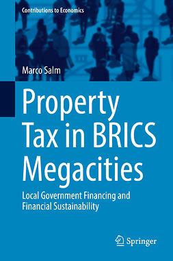 Salm, Marco - Property Tax in BRICS Megacities, ebook