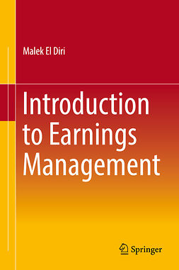 Diri, Malek El - Introduction to Earnings Management, ebook
