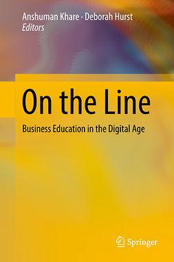 Hurst, Deborah - On the Line, ebook