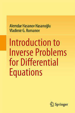 Hasanoğlu, Alemdar Hasanov - Introduction to Inverse Problems for Differential Equations, ebook