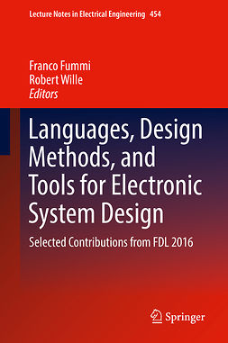 Fummi, Franco - Languages, Design Methods, and Tools for Electronic System Design, e-bok