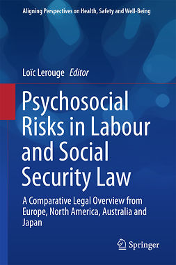 Lerouge, Loïc - Psychosocial Risks in Labour and Social Security Law, ebook