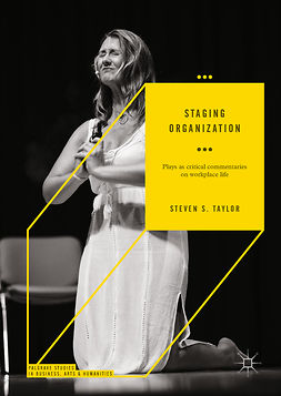 Taylor, Steven S. - Staging Organization, ebook
