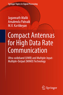 Kartikeyan, M.V. - Compact Antennas for High Data Rate Communication, e-bok