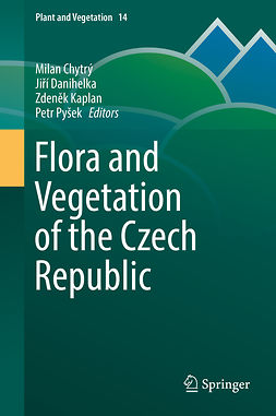 Chytrý, Milan - Flora and Vegetation of the Czech Republic, e-bok