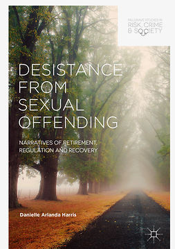 Harris, Danielle Arlanda - Desistance from Sexual Offending, ebook