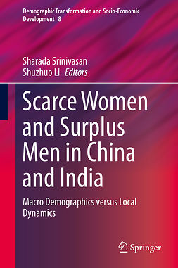 Li, Shuzhuo - Scarce Women and Surplus Men in China and India, ebook