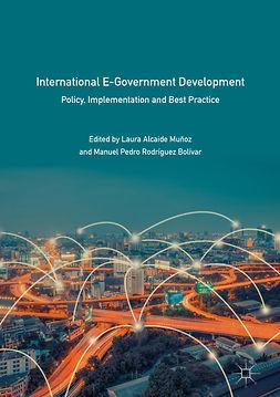 Bolívar, Manuel Pedro Rodríguez - International E-Government Development, ebook