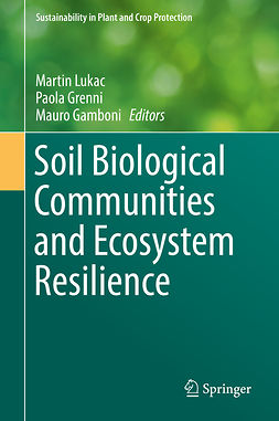 Gamboni, Mauro - Soil Biological Communities and Ecosystem Resilience, ebook