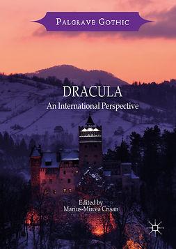 Crișan, Marius-Mircea - Dracula, ebook